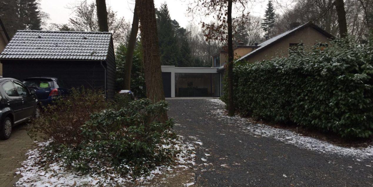 Aanbouw vrijstaande woning Wageningen