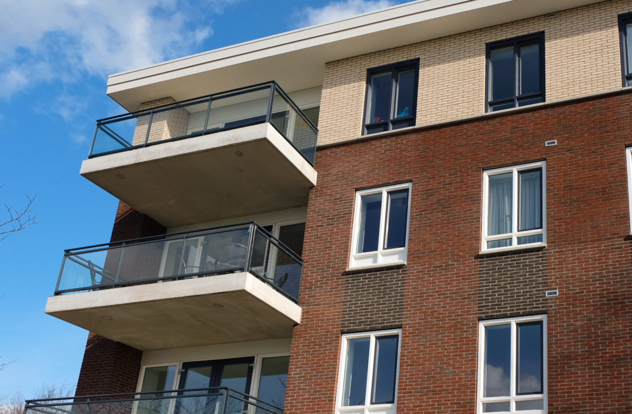 Nieuwbouw appartementencomplex in Zoetermeer